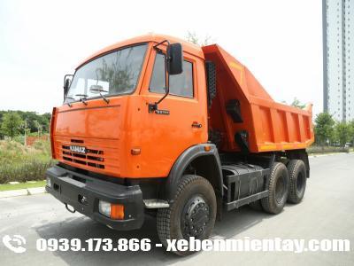 Ben Kamaz 55111 (6x4) 13 tấn - 2 cầu