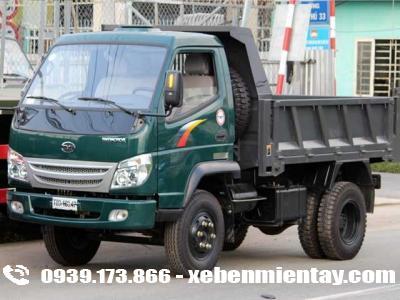 Xe ben Cửu Long TMT 3.45 tấn