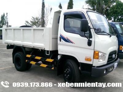 Xe ben Hyundai 5 tấn HD99